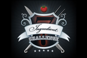 Logo for 7IngredientChallenge.com